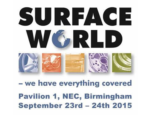 Amber Industries to exhibit at Surface World 2015