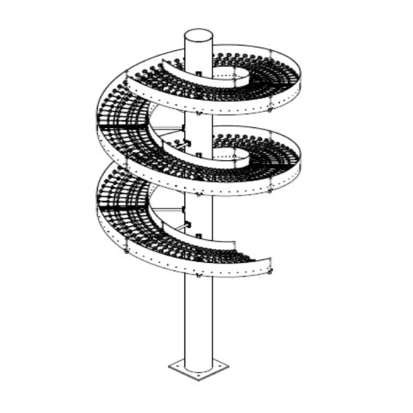 Spiral Conveyor Towers